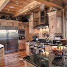 barndominium kitchen