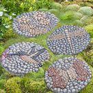 45+ Tips & Tricks To Get A Perfect Decorative Garden Stepping Stones - Home Decor and Garden Ideas