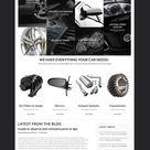 Wheels & Tires Responsive WordPress Theme - TemplateMonster