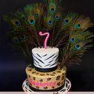 Zebra Print Birthday