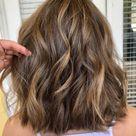 80 Sensational Medium Length Haircuts for Thick Hair