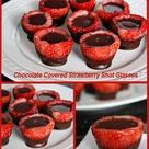 Strawberry Shots