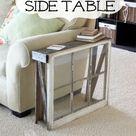 Narrow Side Table