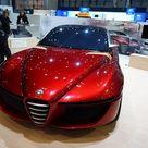Alfa Romeo Gloria is a Concept for a Sporty Looking Sedan