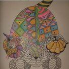 Livre de Coloriage pour Adultes: Contes De Fées Magiques Et Créatures Fantaisistes Impressionnantes