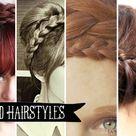 Braided Hairstyles Tutorials