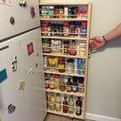 20 ideas para mantener el orden en cocinas pequeñas