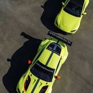 2018 Aston Martin Vantage & AMR Vantage GTE