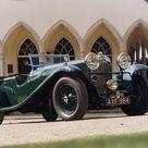 1934 Aston Martin Lagonda M45 Tourer