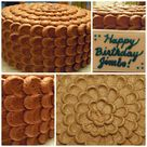 Scalloped Cake