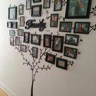 ▷ 1001 + Ideen, wie Sie eine kreative Wanddeko selber machen!