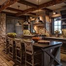 23 Best Ideas of Rustic Kitchen Cabinet Youll Want to Copy #rustickitchendesigns