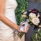 Purple Gray Weddings