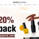 New offer Launched: Faces Canada Affiliate Program