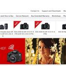 How to find latest Canon Dslr Camera Price in India