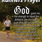 Runners Prayer