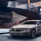 2013 BMW Pininfarina Gran Lusso Coupe   Concept Vehicle