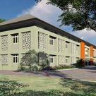 Desain Pondok Pesantren Hadara Islamic Boarding School   Gambar Rumah Online