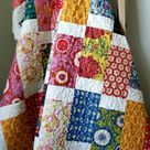 Quilted Throws