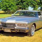 1972 Buick Riviera Silver Arrow III Concept Car   Promotional Photo Magnet