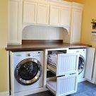 Dreamworld Saturday – Dream Laundry Room