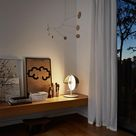 THEIA P BLACK - Free-standing lights from Marset | Architonic