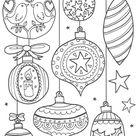 De leukste kleurplaten voor Kerst - Hip & Hot - blogazine