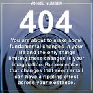 Angel Number 404 Meanings – Why Are You Seeing 404?