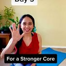 Day 5 Beginner's Pilates for Flexibility 30 Days Pilates Workout Challenge