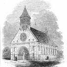 A1 Poster. Hartshill Church, 1845. Creator: Unknown