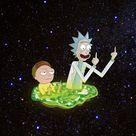 Rick and Morty [1242 x 2688]