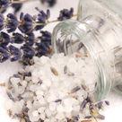 Organic Eucalyptus & Lavender Bath Salt Blend