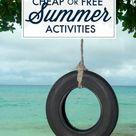 Summer Activities For Kids