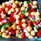 Garbanzo Bean Salads