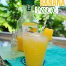 Banana Breeze: A Shark Week Inspired Banana Rum Cocktail