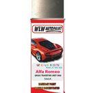 Alfa Romeo 159 Grigio Travertino Grey Aerosol Spray Paint 566A   Aerosol Basecoat Spray Paint 400ml