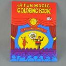 A Fun Magic Coloring Book - Small Size(14cm*10.5cm) Magic Tricks