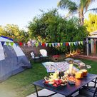 How to Have an Awesome Backyard Campout!!!!