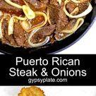 Bistec Encebollado (Steak & Onions)