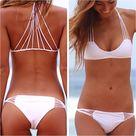 White Bikinis