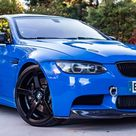 Supercharged 2011 BMW M3 Competition Is A Blue Gem If Aftermarket Mods Is Your Thing | Carscoops
