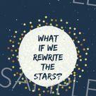 iPhone Lock Screen - Rewrite the Stars, The Greatest Showman