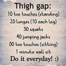 Exercises For Thinner Thighs