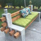 Gartenmöbel selber bauen - originelle DIY Ideen für Ihre grüne Oase