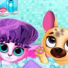 Cute Pet Friends Game - Free Online Web Games