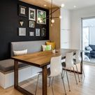25+ Modern Kitchen Bench Seating Ideas You'll Love in 2020