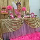 Angel / Heaven Baby Shower Party Ideas | Photo 1 of 24