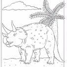 42 Disegni di Dinosauri da Colorare
