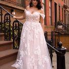 Vollkommen.Braut.   Willkommen bei Deiner Brautboutique für Curvy Hochzeitskleider