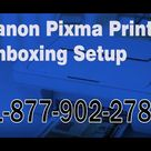 Canon Pixma Unboxing Setup, Drivers Install - IJ Start Canon/ Canon IJ Scan Utility Setup